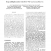 Design and implementation tradeoffs for wide-area resource discovery