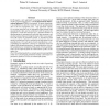 Design based analog testing by Characteristic Observation Inference