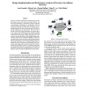 Design, Implementation and Performance Analysis of Pervasive Surveillance Networks