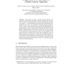 Design Issues in a Multiobjective Cellular Genetic Algorithm