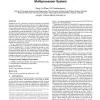 Design Methodology for Pipelined Heterogeneous Multiprocessor System