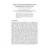 Design of a Tourist Driven Bandwidth Determined MultiModal Mobile Presentation System