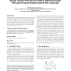 Design of high performance pattern matching engine through compact deterministic finite automata