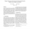 Design of Interactive Environment for Numerically Intensive Parallel Linear Algebra Calculations