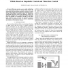 Design of man-machine cooperative nonholonomic two-wheeled vehicle based on impedance control and time-state control