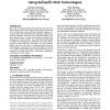 Designing ETL processes using semantic web technologies
