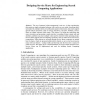 Designing Service Marts for Engineering Search Computing Applications
