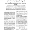 Designing Tools for System Administrators: An Empirical Test of the Integrated User Satisfaction Model