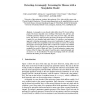 Detecting Acromegaly: Screening for Disease with a Morphable Model
