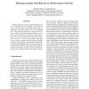 Detecting Anomaly Node Behavior in Wireless Sensor Networks
