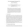 Detecting Changes in Ontologies via DAG Comparison