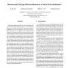 Detection and Tracking of Discrete Phenomena in Sensor-Network Databases