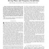 Detection of Linear Modulations in the Presence of Strong Phase and Frequency Instabilities