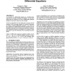 Determination of maximal symmetry groups of classes of differential equations