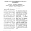 Determining Molecular Similarity for Drug Discovery using the Wavelet Riemannian Metric