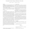 Deterministic identity testing for multivariate polynomials