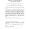 Deterministic recurrent communication in restricted Sensor Networks