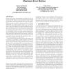 Deterministic Wavelet Thresholding for Maximum-Error Metrics