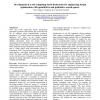 Development of a soft computing-based framework for engineering design optimisation with quantitative and qualitative search spa