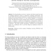 Development of a WS-ECA Rule Management System for a Healthcare Robot