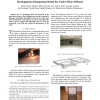 Development of inspection robot for under floor of house