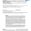 DIALIGN-T: An improved algorithm for segment-based multiple sequence alignment