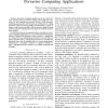 DiaSim: A Parameterized Simulator for Pervasive Computing Applications