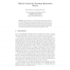 Didactic Games for Teaching Information Theory
