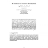 Die Umsetzung von Prozessen in einer integrierten Applikationslandschaft