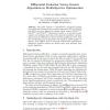 Differential Evolution versus Genetic Algorithms in Multiobjective Optimization