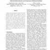 Dimensionality Reduction and Clustering on Statistical Manifolds