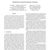 Dirichlet Process Based Evolutionary Clustering