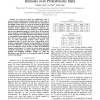 Discovering Threshold-based Frequent Closed Itemsets over Probabilistic Data
