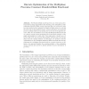 Discrete Optimization of the Multiphase Piecewise Constant Mumford-Shah Functional