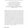 Discrete Representation of Top Points via Scale Space Tessellation