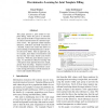 Discriminative Learning for Joint Template Filling