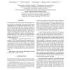 Discriminative persistent homology of brain networks