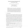 Disjunctive Logic Programming and Autoepistemic Logic