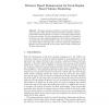 Distance Based Enhancement for Focal Region Based Volume Rendering
