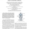 Distributed Control System of Humanoid Robots based on Real-time Ethernet