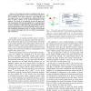 Distributed Cooperative Active Sensing Using Consensus Filters