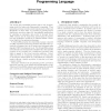 Distributed data-parallel computing using a high-level programming language