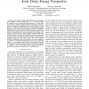 Distributed function computation in networks: A joint delay-energy perspective