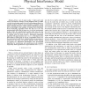 Distributed local broadcasting algorithms in the physical interference model