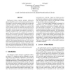 Distributed, parallel simulation of multiple, deliberative agents