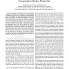 Distributed Power Control for Interference-Limited Cooperative Relay Networks