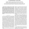 Distributed Robust Optimization for Communication Networks