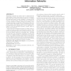 DivRank: the interplay of prestige and diversity in information networks