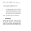 Document-based Design Process Knowledge Management for Knowledge Intensive Engineering