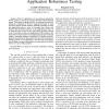 DoDOM: Leveraging DOM Invariants for Web 2.0 Application Robustness Testing